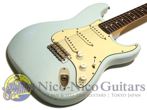RS Guitarworks 2009 Old Friend Greenguard (Sonic Blue)
