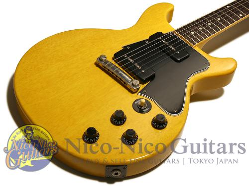 Gibson Custom Shop 2001 Historic 1960 Les Paul Special DC (TV Yellow)