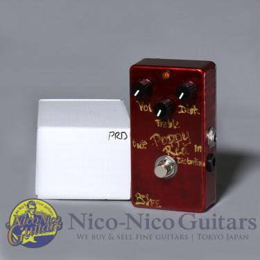 BJF Electronics Poppy Red Distortion