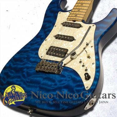James Tyler 2002 Studio Elite QMT(Trans Blue)